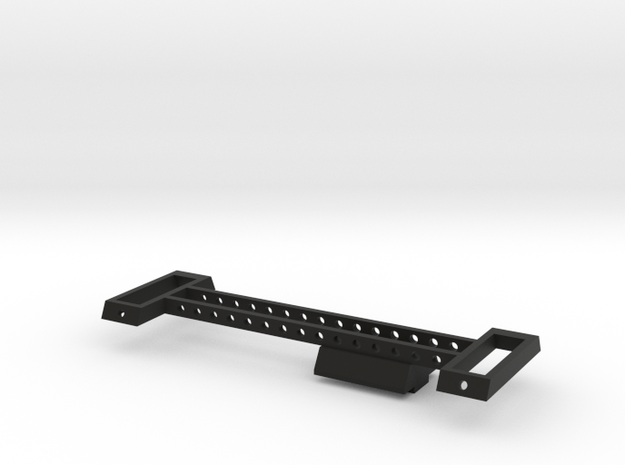 Dovetail Foot For Telrad in Black Natural Versatile Plastic