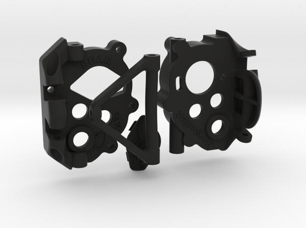 Margouillat Trany | Complete kit in Black Strong & Flexible