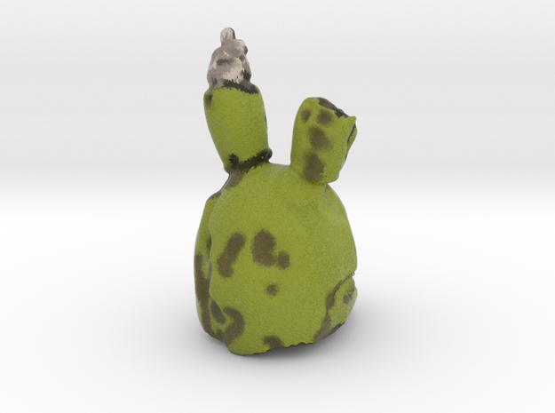 Custom Scary Hare in Full Color Sandstone