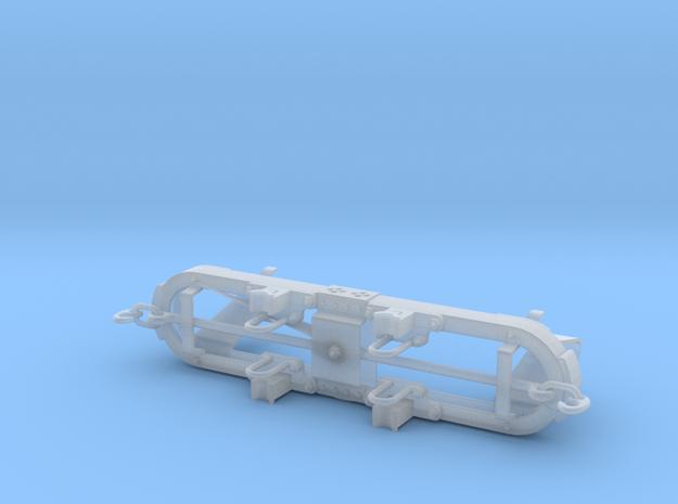 Fowler U-Skip Inside Frame in Smooth Fine Detail Plastic