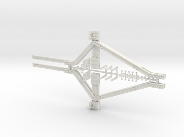GER Railbuilt Buffer Stop 3d printed