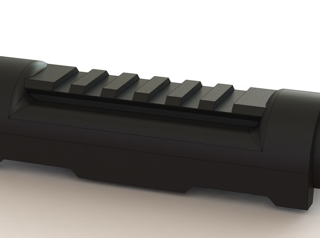 Railed Handguard for AK74u in Black Strong & Flexible