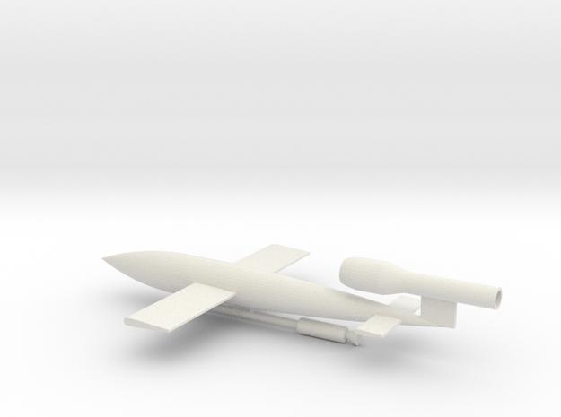 1/72 Scale JB-2/LTV-N-2 Loon Missile