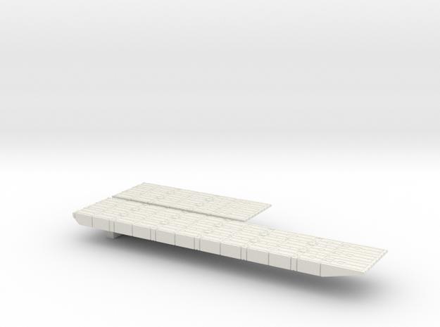 1/700 Scale Mexeflote Plain