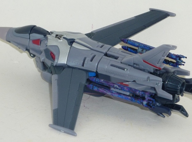 TFP Starscream Missiles 3d printed