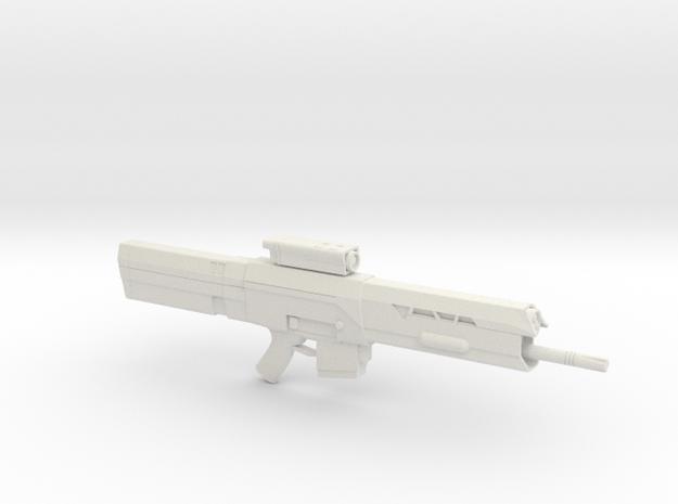 Tech 49 Rifle (Oblivion), 1/6