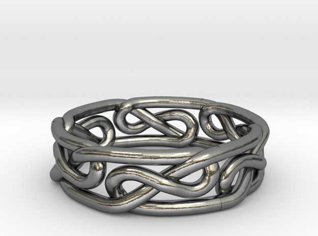 Celtic Infinity Knot Ring