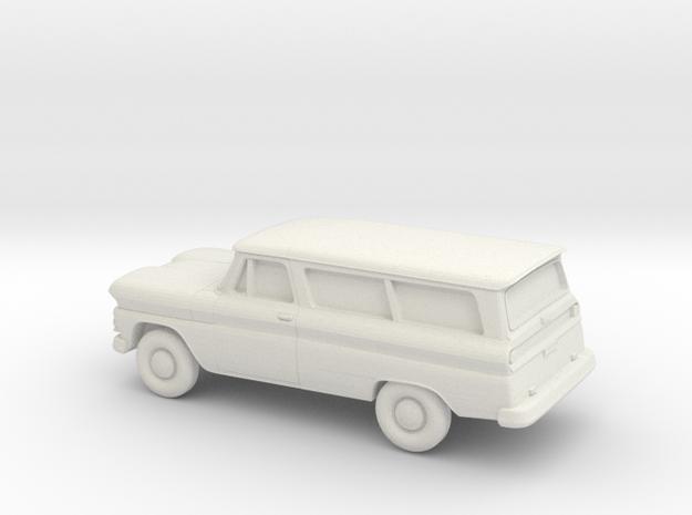 1/87 1960-61  Chevrolet Suburban