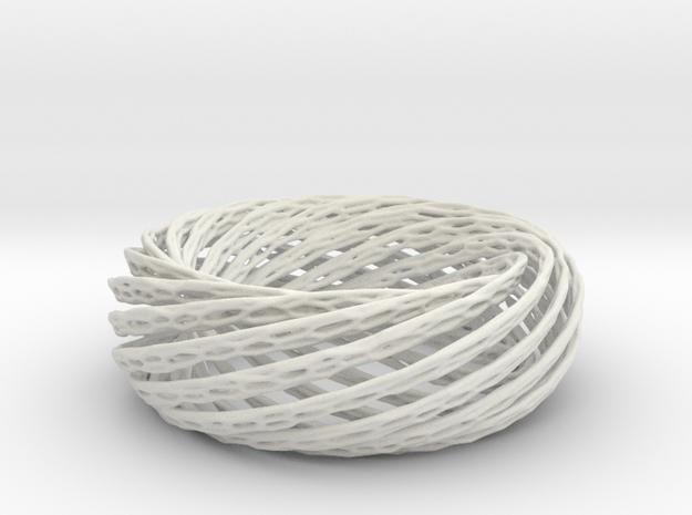 Spiral Bone Bracelet
