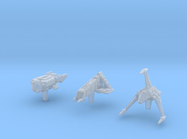(Armada) Civilian Gunships Set I