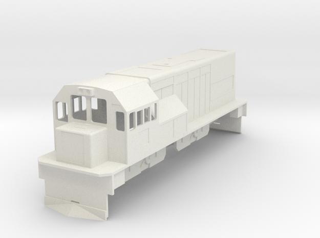 BM4-004 SAR Class 91 in White Natural Versatile Plastic