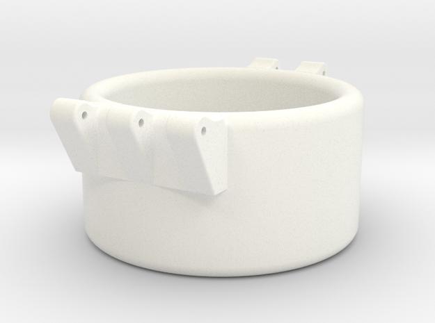 Ccage 31-20 in White Processed Versatile Plastic