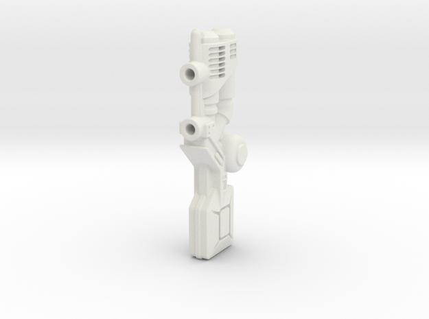 2500-7 in White Natural Versatile Plastic