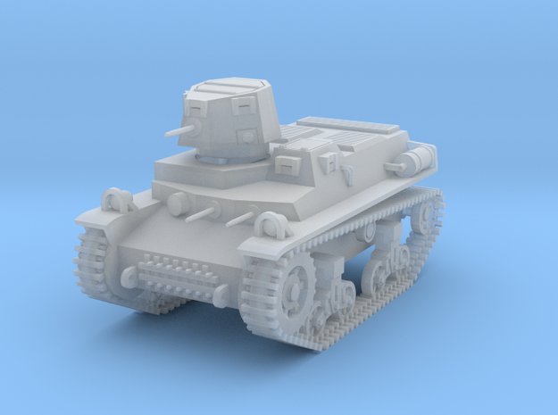 PV57D T16 Light Tank (1/144)