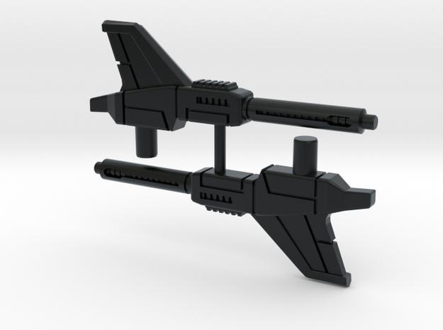 Brainstorm's Photon Pulse Cannons (pair), 5mm