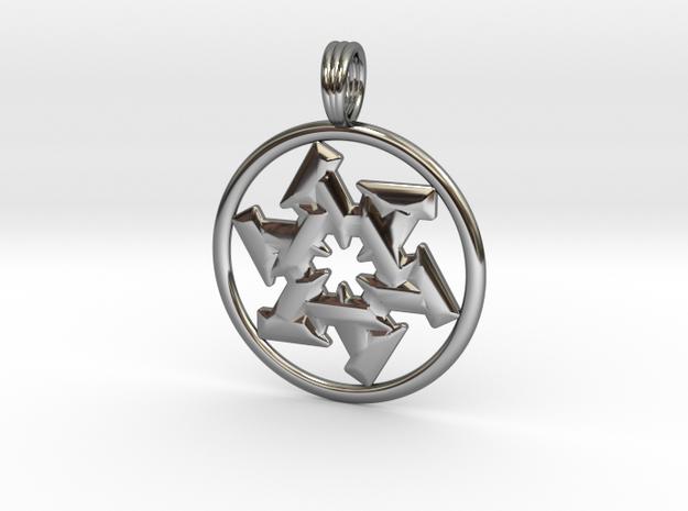 MAGIC SPELL in Premium Silver