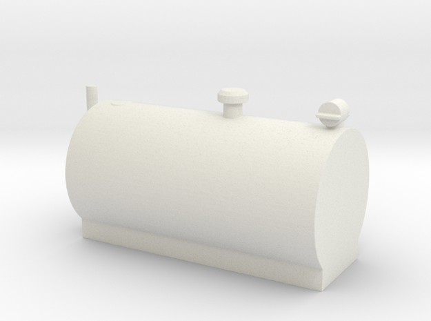 1/64 Big Horizontal Fuel Tank