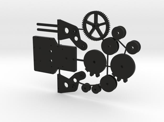 Ankerlier Printonderdelen SWB in Black Natural Versatile Plastic