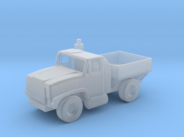 1/144 Scale Oshkosh 4x4 MTVR Cargo Truck in Smooth Fine Detail Plastic