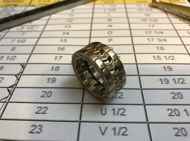 Y Bead 1 Invert Size 11.5 in Stainless Steel