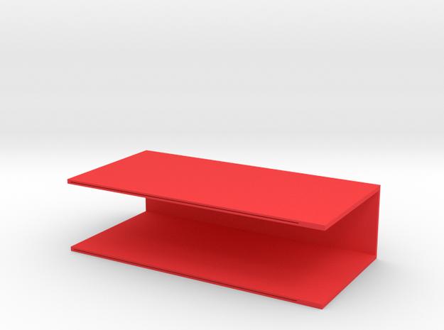 Coverright in Red Processed Versatile Plastic