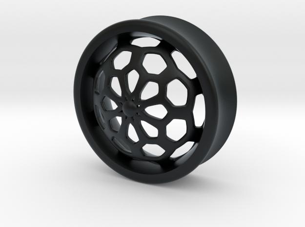 VORTEX1-31mm in Black Hi-Def Acrylate