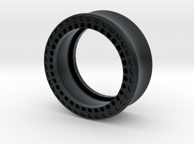 VORTEX11-27mm in Black Hi-Def Acrylate