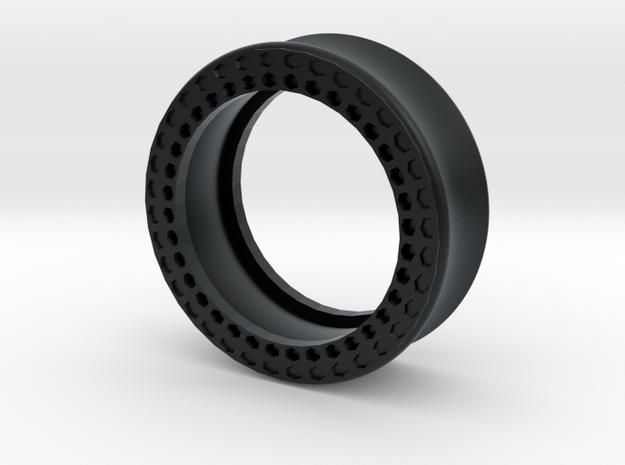 VORTEX11-30mm in Black Hi-Def Acrylate