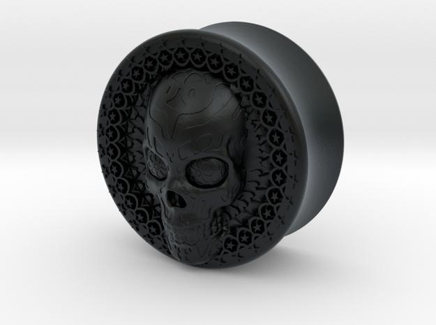 VORTEX12-22mm in Black Hi-Def Acrylate