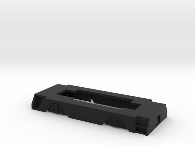 Ee922 Rahmen 010 in Black Natural Versatile Plastic