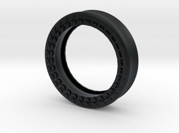 VORTEX8-44mm in Black Hi-Def Acrylate