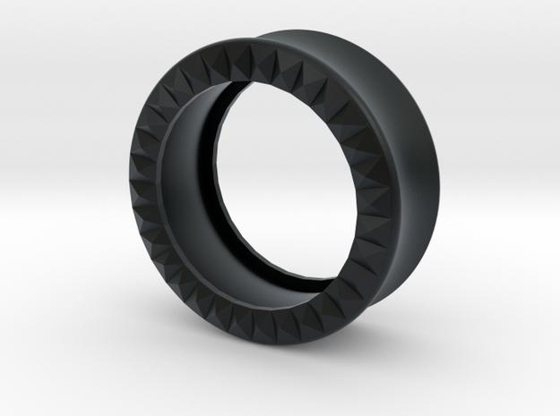 VORTEX9-27mm in Black Hi-Def Acrylate