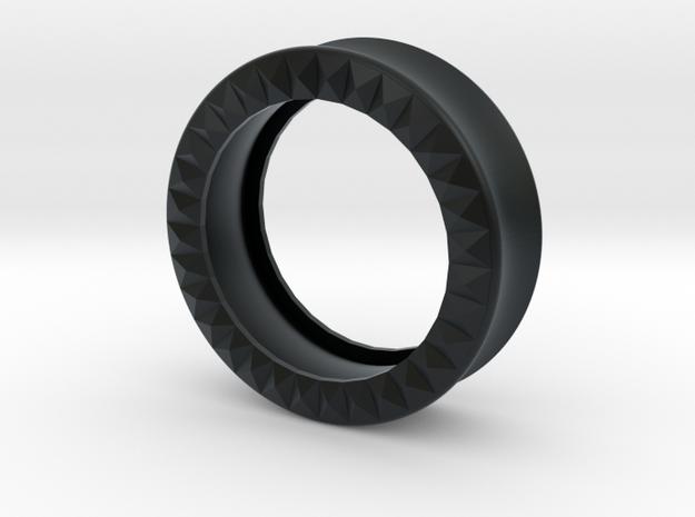 VORTEX9-33mm in Black Hi-Def Acrylate