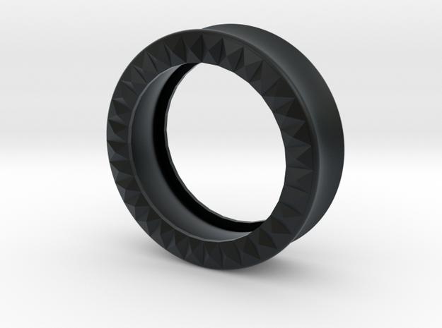 VORTEX9-34mm in Black Hi-Def Acrylate
