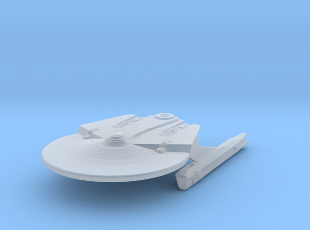USS Lantree NCC-1837 Attack Wing in Frosted Ultra Detail