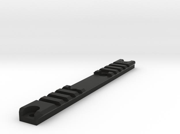 Am-013/014 Custom Rail, Blank, Short