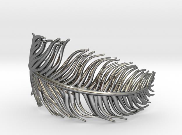 Singular penna - feather bracelet