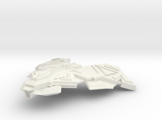 Cardassian Kuval CLASS in White Strong & Flexible