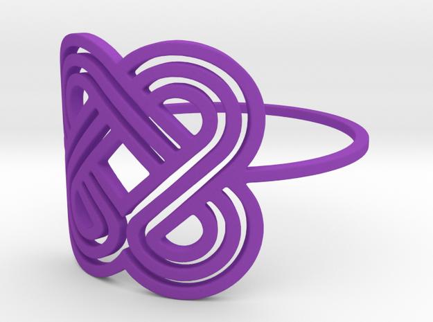 Eternal (Size 6-13) in Purple Processed Versatile Plastic: 9 / 59