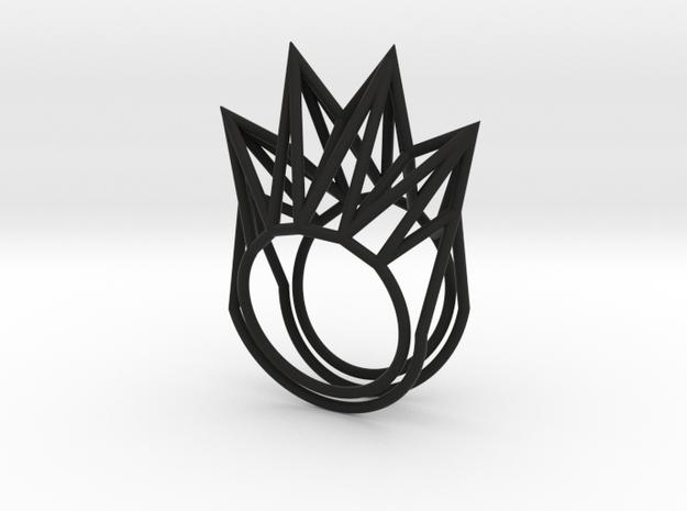 Rhombus Ring (Medium)