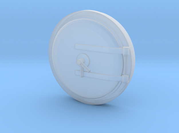 OO9 Talyllyn Smokebox Door - Conversion Kit in Smoothest Fine Detail Plastic