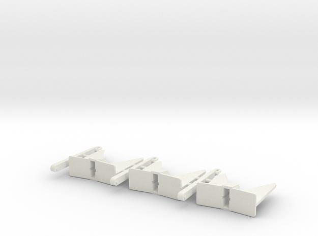 Pool TW Anker 1440 Kg in White Natural Versatile Plastic