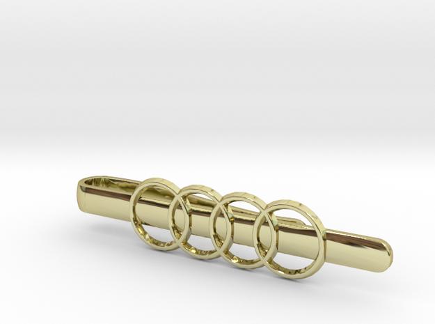 Luxury Audi Tie Clip