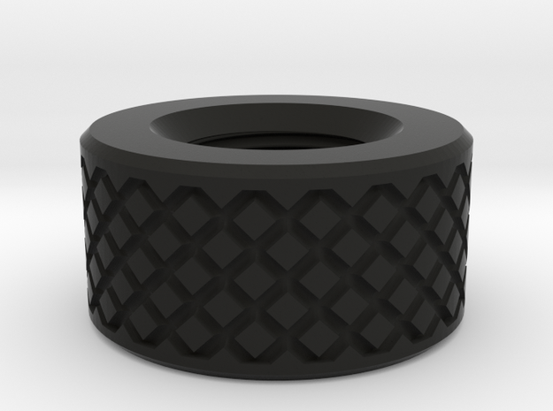 SP-1 Thread Protector in Black Strong & Flexible