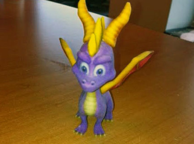 Spyro the Dragon - A hero's tail
