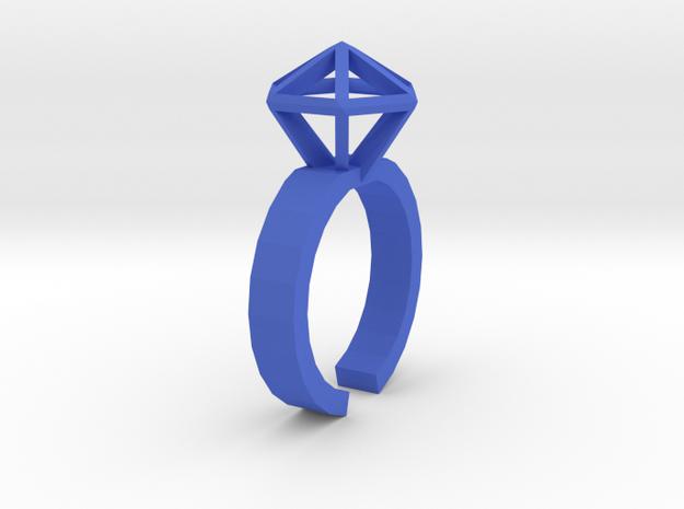 Stereodiamond - Brasil Colors 3d printed