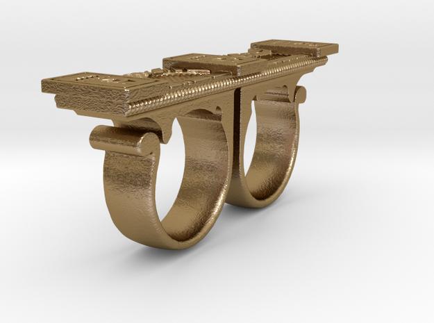Kaecilius sling ring from Doctor Strange replica