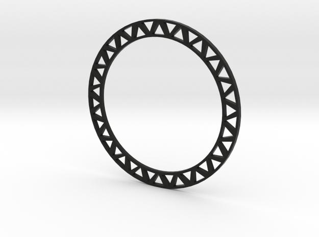 Stackable Triangle Pattern Bangle Bracelet