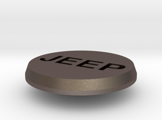 Jeep Buttons in Stainless Steel