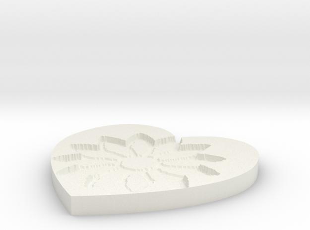 Model-422966207af4c9bf0509ad7b041597d3 in White Natural Versatile Plastic